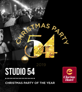 Christmas Party Studio 54