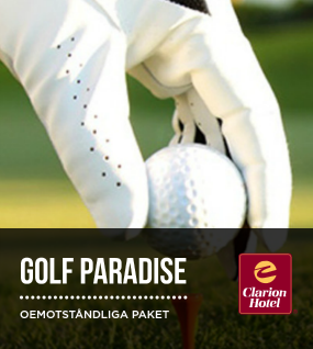 Golfers paradise Packtivity