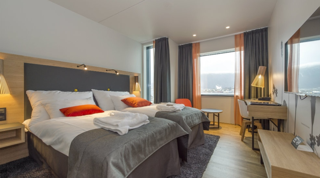 Double Room With Two Double Beds Clarion Hotel