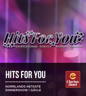 HITS FOR YOU