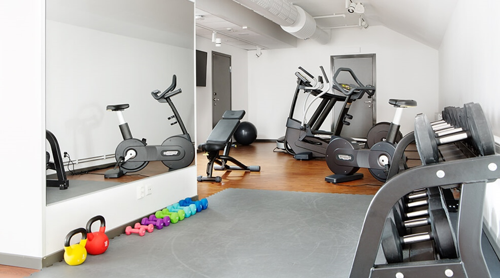 Comfort hotel norrk ping for Ceresio 7 gym spa