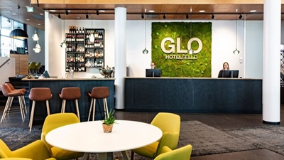 GLO Hotel Sello
