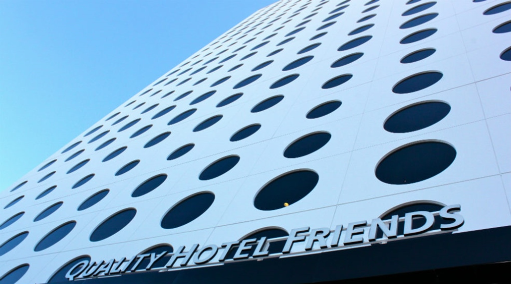 Hotell Solna Stockholm Quality Hotel Friends