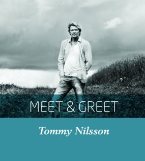 Meet&Greet Tommy Nilsson
